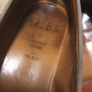 Shoes - Dr. B's boutique grade tassel loafers